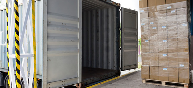 Freight Shipping Charleston